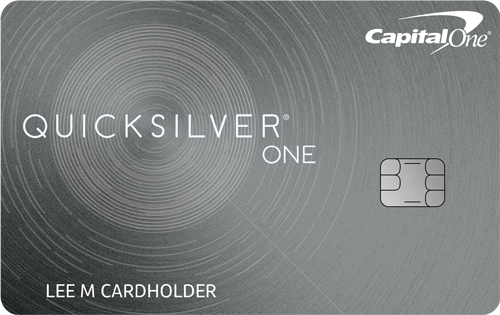 Credit Card Details And Reviews Capital One Quicksilverone Cash